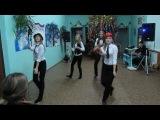 9 класс с танцем к новому году